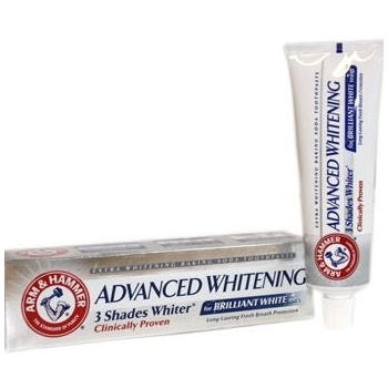 ARM&HAMMER ADVANCE WHİTE 75 ML DİŞ MACUNU