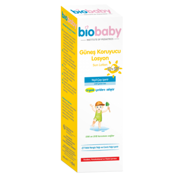 BİOBABY GÜNEŞ SONRASI LOSYON 100 ML-BİOBABY AFTER SUN LOTION 100 ML