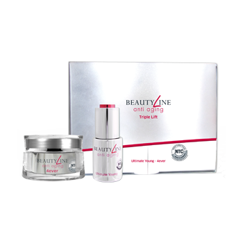 BEAUTYLİNE TRİPLE LİFT SET-BEAUTY LİNE ANTİ AGİNG ULTIMATE YOUNG 50 ML+BEAUTY LİNE ANTİ AGİNG 4EVER 50 ML