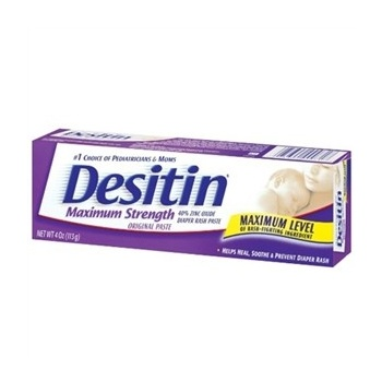 DESITIN MAXIMUM STRENGTH LACİVERT KREM