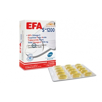 EFA S-1200 45 SOFTGEL CAPSÜL