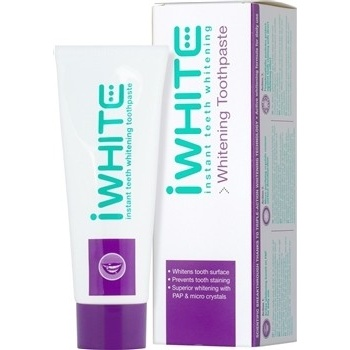 İWHITE WHITENING TOOTHPASTE 75 ML