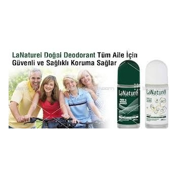 La Naturel DOĞAL DEODORANT FOR MAN 50 ML