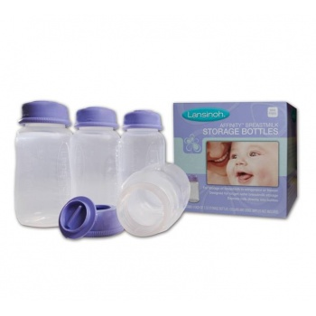 LANSİNOH AFFINITY BREASTMILK STORAGE BOTTLES