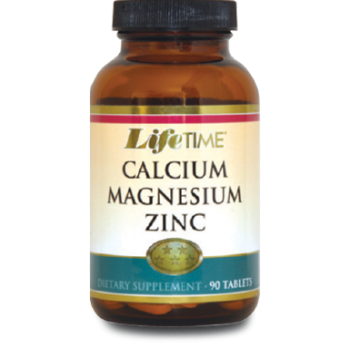 LIFETIME Q - CALCİUM MAGNESİUM ZİNC 90 TABLETS