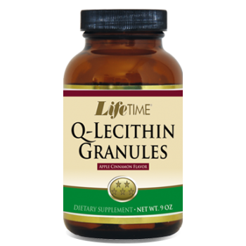 LİFETIME Q-LECİTHİN GRANULES 9OZ