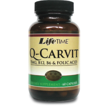 LİFETIME Q-CARVİT 60 CAPSULES