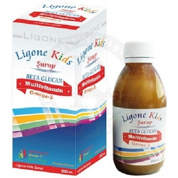 LİGONE KİDS BETA GLUKAN 150 ML