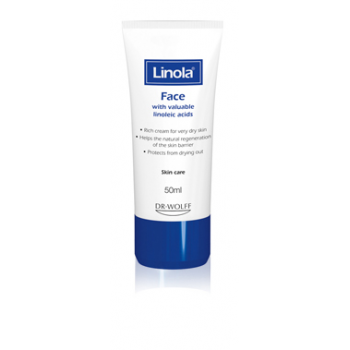 LİNOLA FACE CREAM 50 ML-LİNOLA YÜZ KREMİ 50 ML