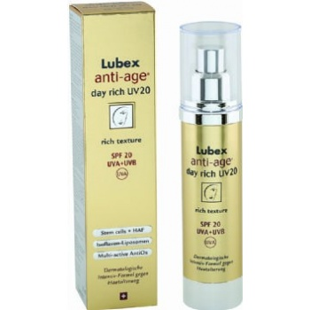 LUBEX ANTİ AGE DAY RİCH SPF 20 50 ML-GÜNDÜZ YOĞUN BAKIM KREMİ
