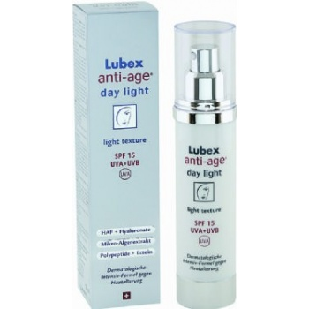 LUBEX ANTİ AGE SPF 15 DAY LİGHT 50 ML HAFİF GÜNDÜZ KREMİ