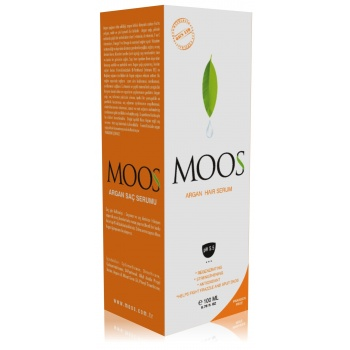 MOOS ARGAN ŞAMPUAN 200 ML