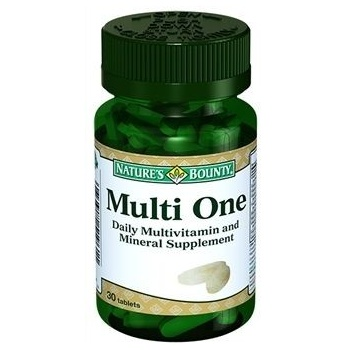 NATURES BOUNTY MULTİ ONE 30 TABLET