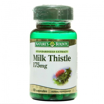 MİLK THİSTLE 175 MG 50 KAPSÜL