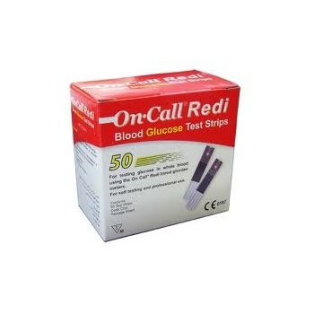 ON CALL REDİ 50 ADET KAN ÖLÇÜM STRİBİ