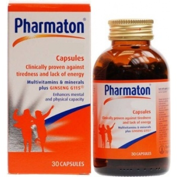 PHARMATON 30 KAPSÜL MULTİ VİTAMİN