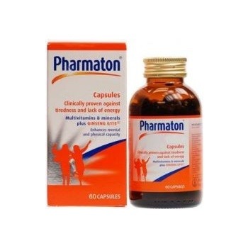 PHARMATON 60 KAPSÜL MULTİ VİTAMİN
