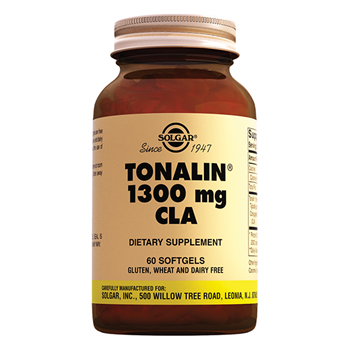 SOLGAR TONALİN 1300 Mg CLA 60 SOFTGELS