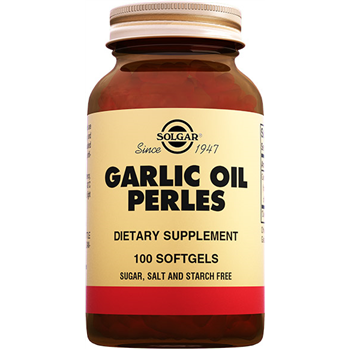 SOLGAR GARLİC OİL PERLES 100 SOFTGELS