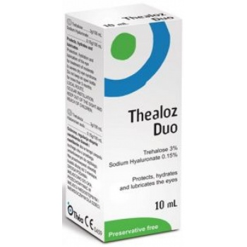 THEALOZ DUO 10 ML DAMLA