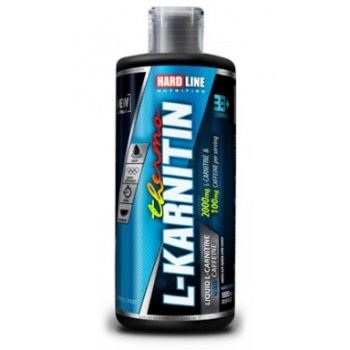 HARDLİNE L-KARNİTİN THERMA 1000 ML