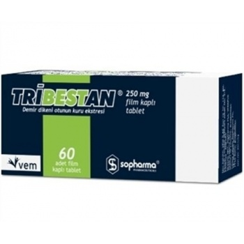 TRİBESTAN 250 MG 60 TABLET