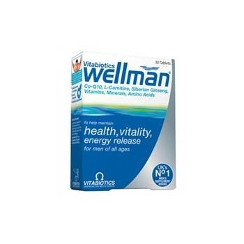 WELLMAN 30 TABLET