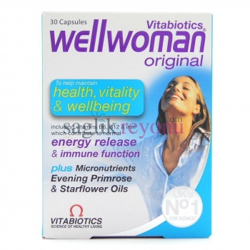 WELLWOMAN ORGINAL 30 TABLET