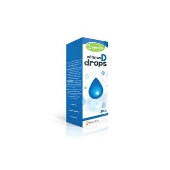 VOONKA VİTAMİN D DROPS 30 ML