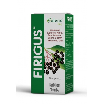 FIRIGUS 100 ML ŞURUP