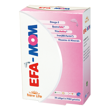 NEW LİFE EFA MOM 30 KAPSÜL