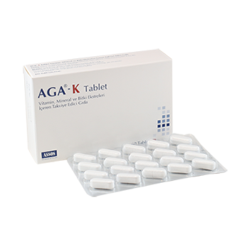 AGA-K 60 TABLET