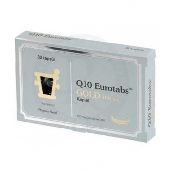PHARMA NORD Q10 GOLD 100 MG 30 KAPSÜL