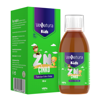 VENATURA KİDS ÇİNKO 100 ML