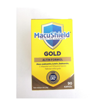 MACUSHİELD GOLD 90 KAPSÜL