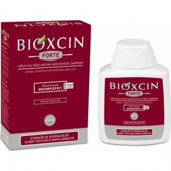 BİOXCİN FORT ŞAMPUAN 300 ML
