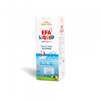 NEW LIFE EFA LIQUID 150 ML
